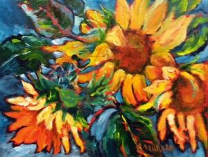 sunflowers I copy