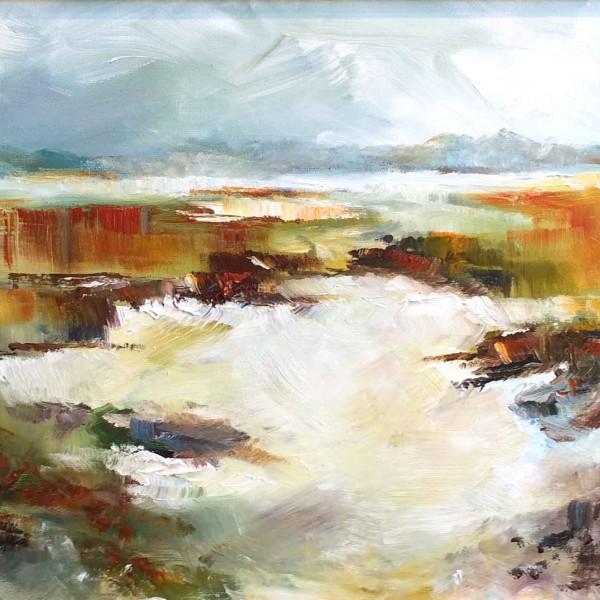 Low tide II-original-artwork